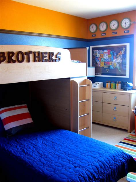 L For Boys Room by Bedroom Boys Room Ideas With Blue Beds Cover And Bunk