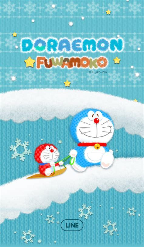 line themes doraemon download cm hacked update line theme shop doraemon fluffy