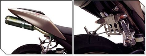 Braket Headl Kawasaki Ss Original Ready Stock fender eliminator kit kawasaki zx6r rr 2005 2006