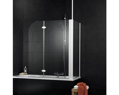 Glas Duschwand Für Badewanne by Aufsatz Dekor Badewannen