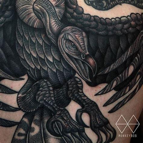 simple vulture tattoo 10 deathly blackwork vulture tattoos tattoodo
