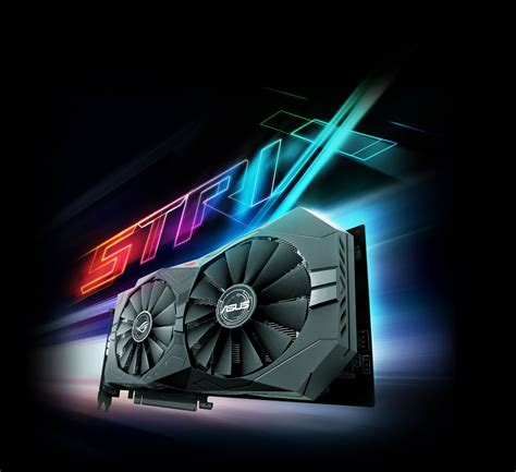 Vga Radeon Asus 470 Strix 4gb 0c Gaming rog strix rx470 4g gaming graphics cards asus usa