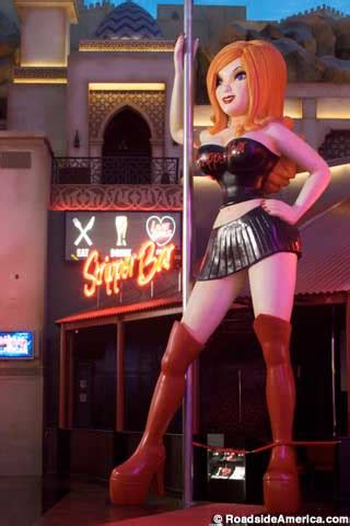 las vegas nv sin city sindy worlds largest stripper