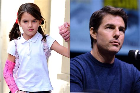 tom and suri cruise win a night at the cinderella castle suite in tom cruise didn t see suri for 3 months after split page six
