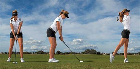 paula creamer golf swing paula creamer my hybrid basics golf digest