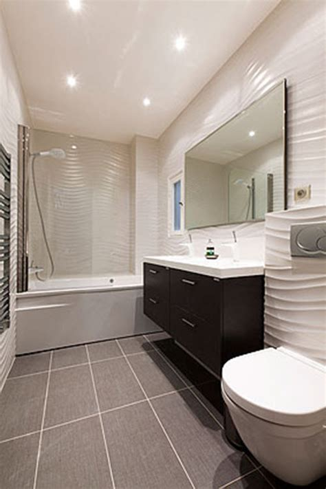 20 white ripple bathroom tiles ideas and pictures