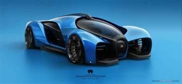 Future Bugatti Bugatti Type A Concept