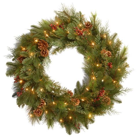 national tree company decorative collection noble mixed 30