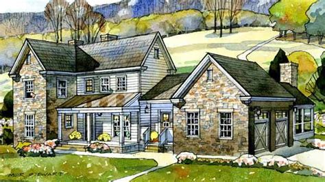 southern living farmhouse plans valley view farmhouse new south classics llc southern