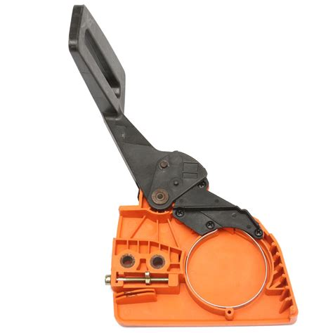 Set Maldive 4in1 Fit L Cc 8 chain saw starter brake assembly gardening power tool accessory for husqvarna 136 137 141 142