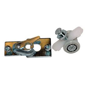 Pocket Door Rollers Replacement by Shop Barton Kramer 13 16 Quot Flat Pocket Door Roller And