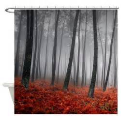 black forest shower curtain by creativeconceptz