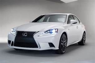 Lexus Of Lexus Releases Official 2014 Is F Sport Images Before