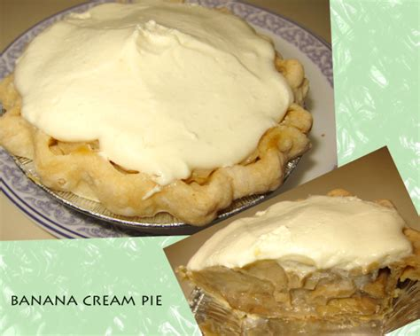 13 Ingredients And Directions Of Chocolate Banana Pie Receipt by 301 Moved Permanently