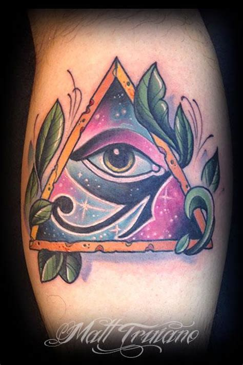 osiris tattoo all seeing eye of osiris by matt truiano tattoonow