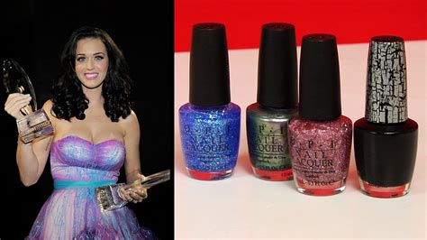 Must Katy Perry Opi Nail Lacquer by Katy Perry X Opi Black Shatter Nail Review