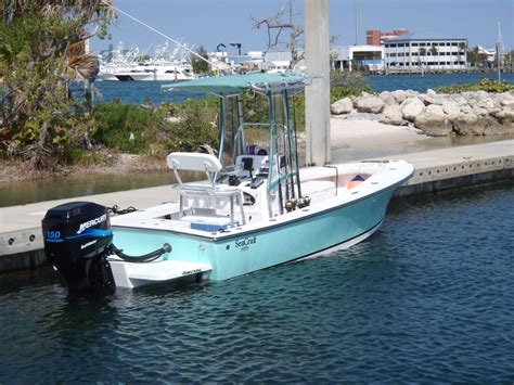 sea fishing boat hull post your seacraft center consoles page 6 the hull