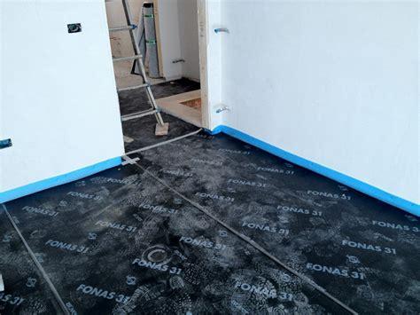 pavimento fonoassorbente capitolato materiali