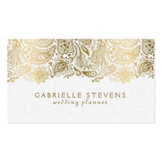 wedding planner business cards amp templates zazzle