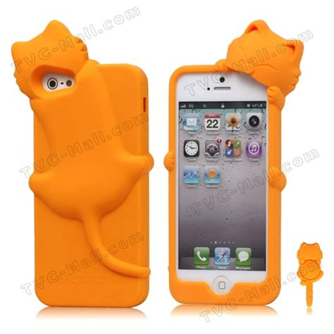 Alcatel C 5 45 Sulley Soft Silicon Back Fancy Cover C5 buy 3d tigger sulley cheshire cat soft rubber