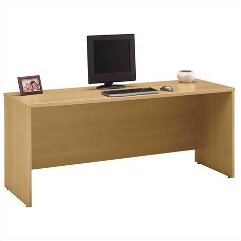 bush business series c 4 executive desk and credenza