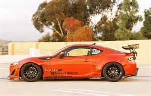 Toyota Fr S Toyota Scion Fr S Orange Tuning Scion Ff C Tuning Orange