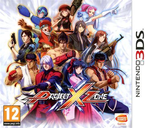 Kaset 3ds Project X Zone 2 Project X Zone Sur Nintendo 3ds Jeuxvideo