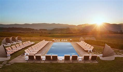 best hotels in napa valley the most luxurious hotels in napa valley