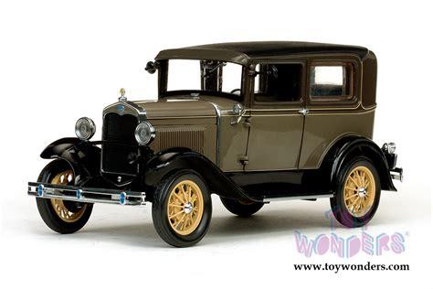 Die Cast City Vehicle 6 Pcs 1931 ford model a tudor truck 6100 1 18 scale sun