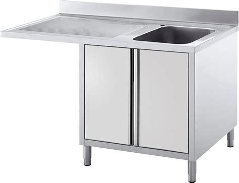lavello cucina con lavastoviglie lavello armadiato predisposto per lavastoviglie ela141sl