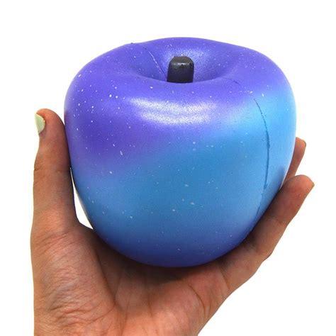 Squishy Apple Jumbo By Felis Shop areedy kawaii squishies galaxy apple kawaii squishy store