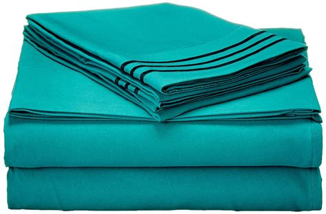 best bed sheets set turquoise sheets style touch
