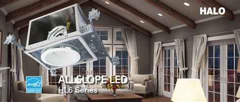 sloped ceiling light led pitched ceiling light