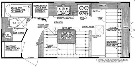 design your own travel trailer floor plan travel trailer plans niagra trailer design