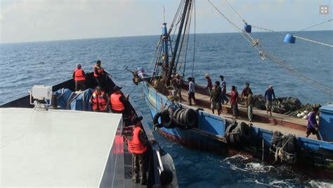 Katrol Kapal wooww kkp telah tangkap 31 kapal penangkap ikan ilegal