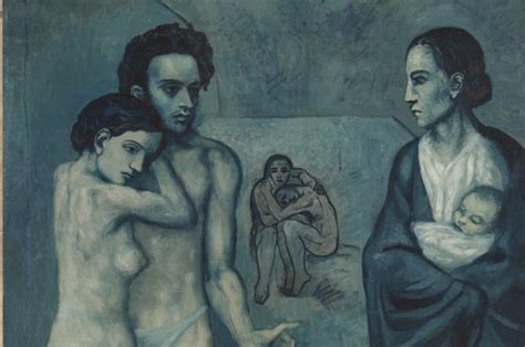 picasso paintings la vie what to do in barcelona barcelona exhibition