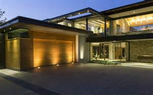 what is a contemporary house contemporary house in blair athol south africa