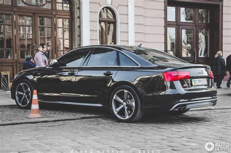 Audi S6 Limousine by Audi S6 Sedan C7 30 April 2016 Autogespot