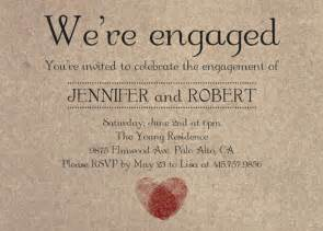 engagement invitation affordable and unique engagement invites on