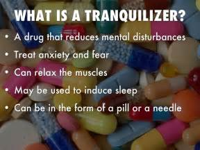 Tranquilizer Used For Detox by Tranquilizers By 1614900