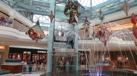 Gardens Mall by Decorative And Waterfalls Are Everywhere At This Mall