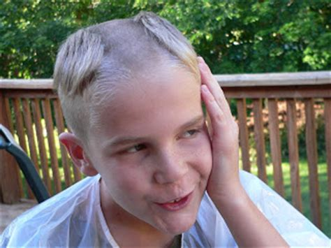 toddler boy buzz cuts ghana africa adoption mission and family blog bb bits