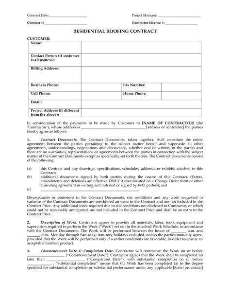 project manager contract template project contract template portablegasgrillweber