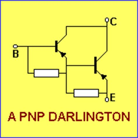 darlington transistor output 22 single transistor and transistor conocimientos ve how a bd679 works
