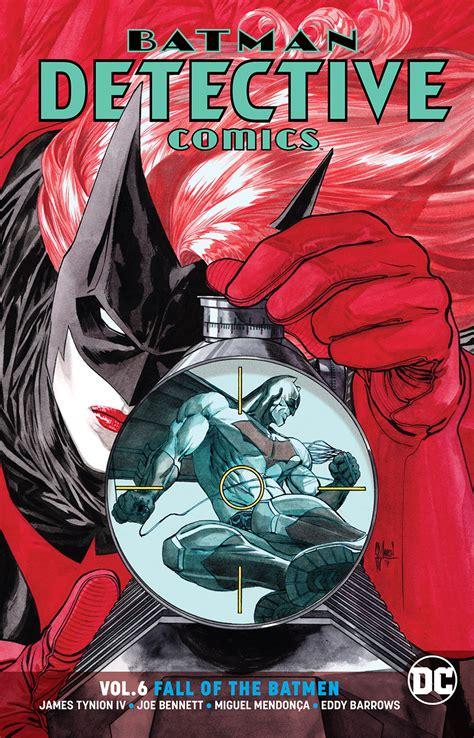 detective comics tp vol mar180334 batman detective comics tp vol 06 fall of the batmen rebirth previews world
