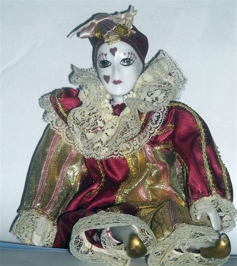 porcelain doll clown porcelain clown dolls kingstate porcelain clown doll