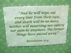bible quotes for condolences quotesgram