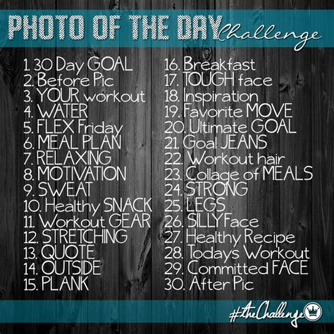 fitness challenge ideas 25 best ideas about challenge on