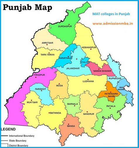 Mba In Panjab by Mba Colleges Accepting Mat Score In Punjab Mat Colleges Punjab