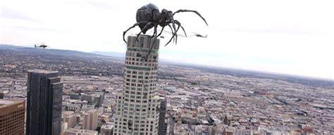 Mega Spider 2013 Film Efm 13 Bites Mega Spider Begins To Sell Body Art Gains Sigourney Weaver Weinstein